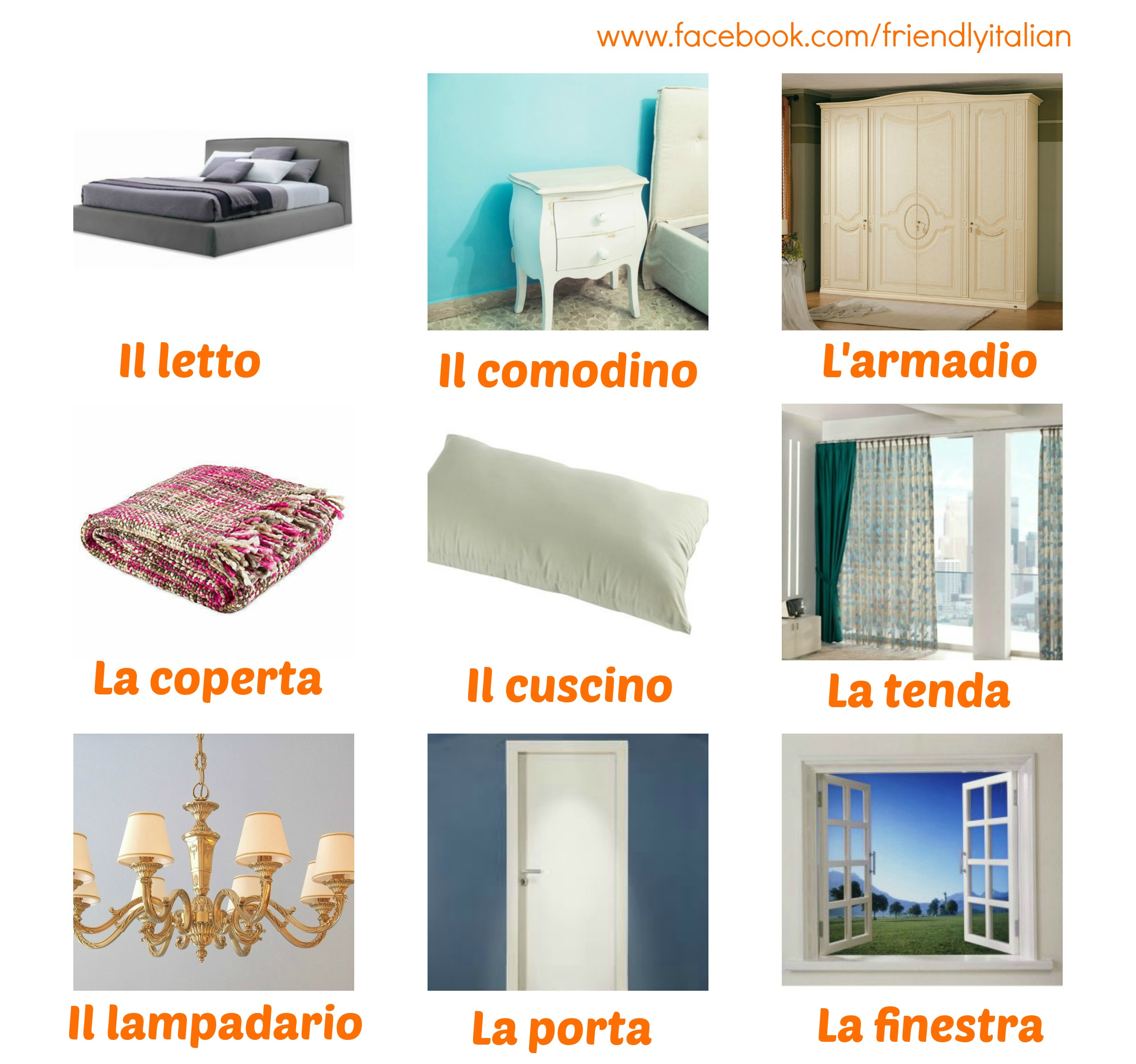 Casa dolce casa  Friendly Italian