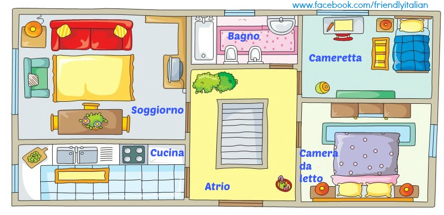 Lusso disegni da colorare per bambini stanza da letto - Descrizione camera da letto in inglese ...